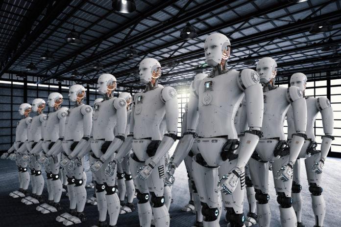 Robotics and Face++ Megvii