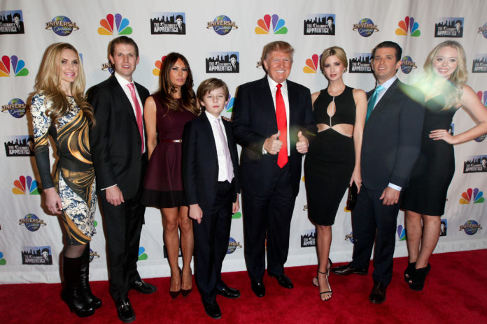 Pres. Trump and Family