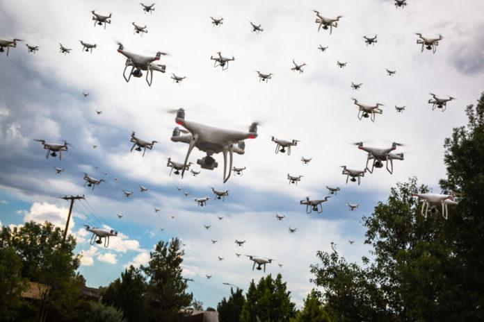 Covid 19 Drones