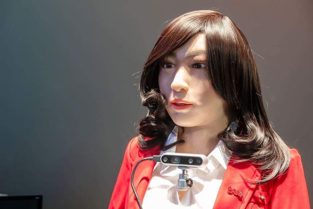 Sophia robot Hanson Robotics