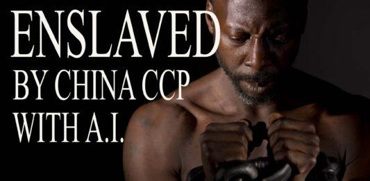 Black Community Enslaved by China CCP