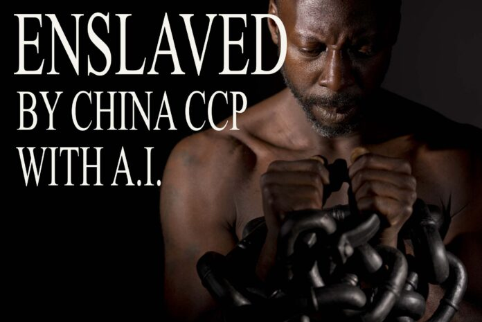 Black Community Enslaved by China CCP